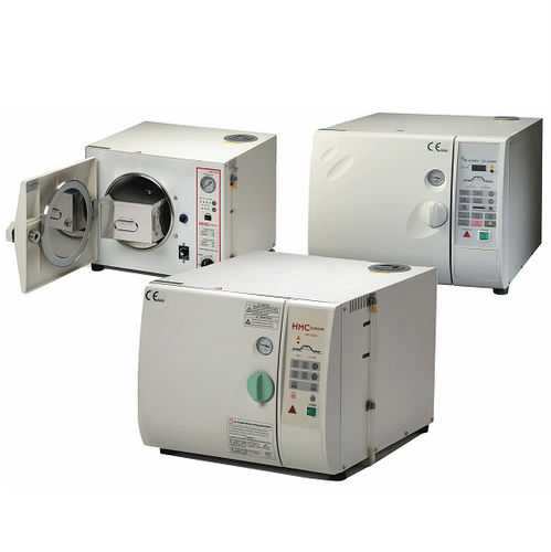 medical autoclave / benchtop / front-loading / automatic
