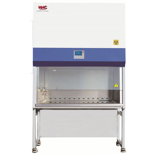 class II biosafety cabinet / laboratory / floor-standing / with HEPA filter