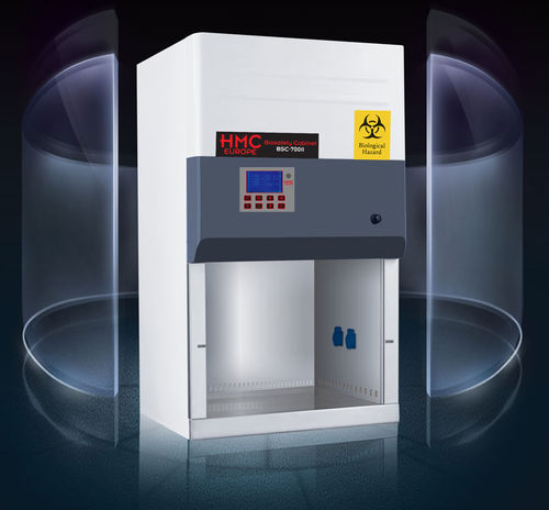 class II biosafety cabinet / laboratory / benchtop / with HEPA filter