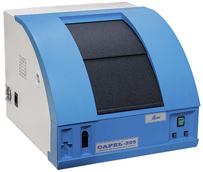 capillary electrophoresis system / for pharmaceutical research / for forensics / for environmental analysis