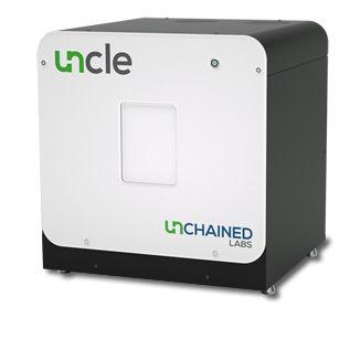 fluorescence protein analyzer