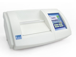automatic polarimeter / laboratory / digital / with touchscreen