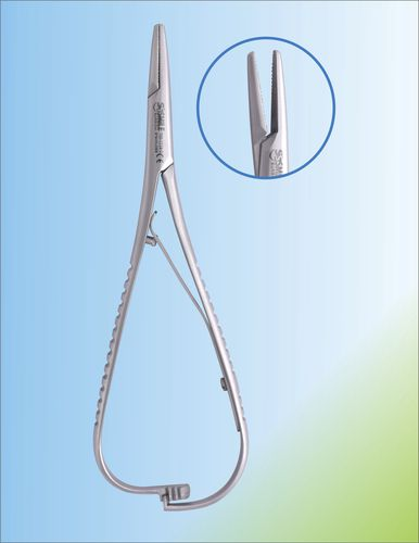 dental surgery needle holder / Mathieu