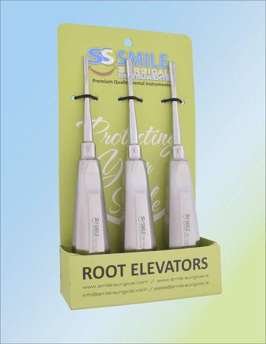 straight dental root elevator / Bein