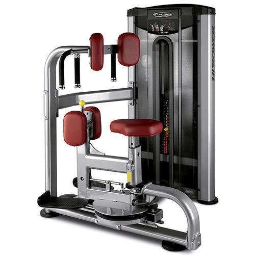 rotary torso gym station
