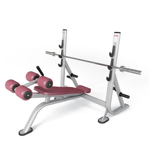 inverted weight training bench