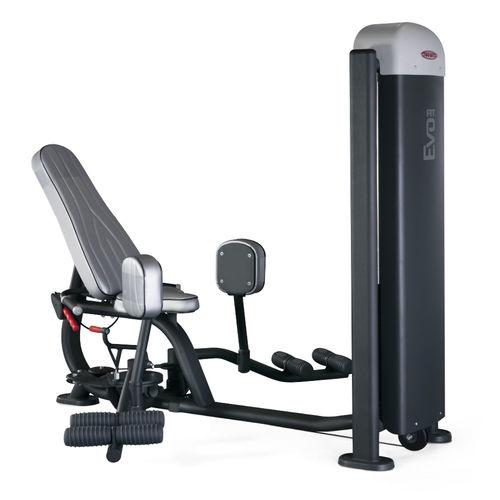 leg abduction gym station