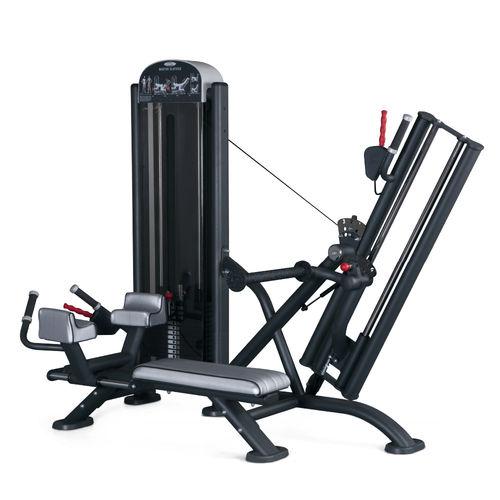 reverse leg press gym station
