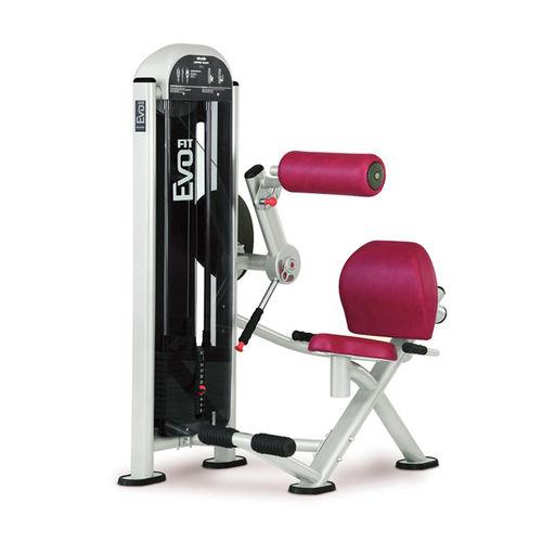 back extension gym station