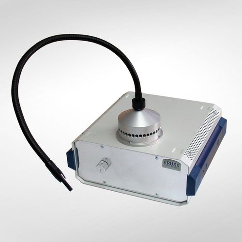fiber optic light source / for microscopes / for spectroscopy / for biomedical research