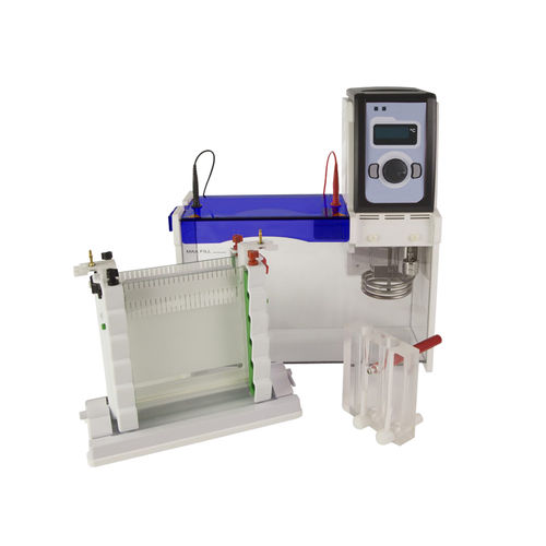 temperature gradient gel electrophoresis system / bench-top