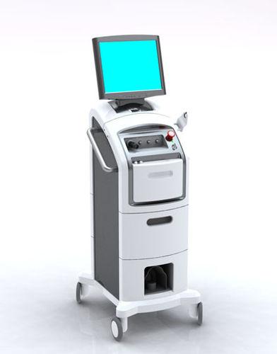atrial fibrillation treatment laser ablation system / endoscopy-guided