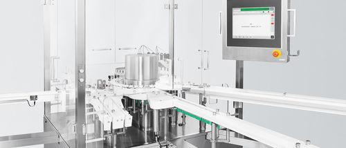 syringe labeling machine