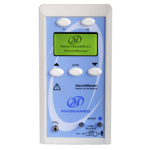pressure tester / electrical safety / flow / for respiratory ventilators