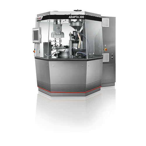 capsule filler / automatic / for the pharmaceutical industry / for large-scale production