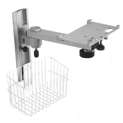 wall-mounted monitor support arm
