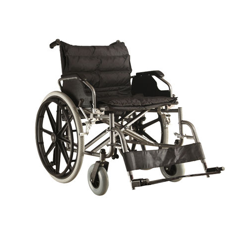 manual wheelchair / bariatric / outdoor / indoor