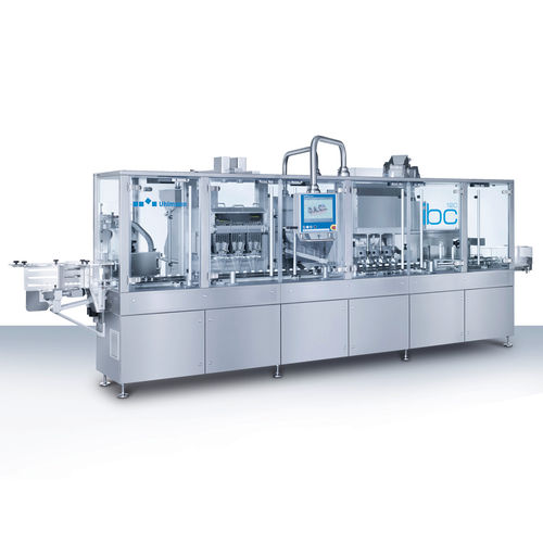 bottle counting-capping machine / for capsules / for the pharmaceutical industry / for tablets