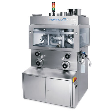 tablet press / for the food industry / rotary / double-sided