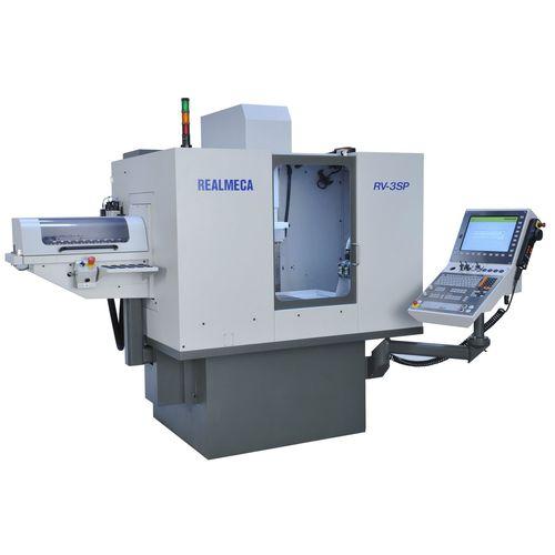 CAD/CAM machining centre