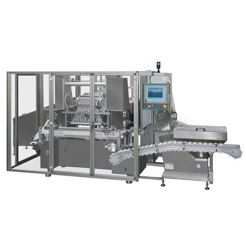 medicine filling and sealing machine / automated