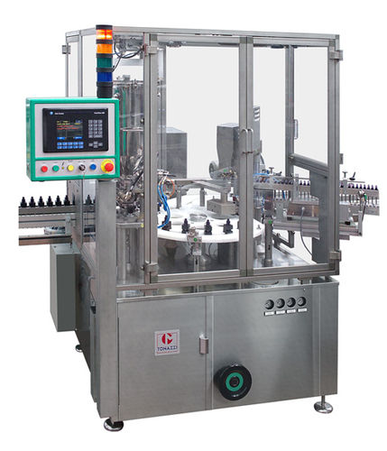 automatic filler / electronic / for the pharmaceutical industry / for the cosmetics industry