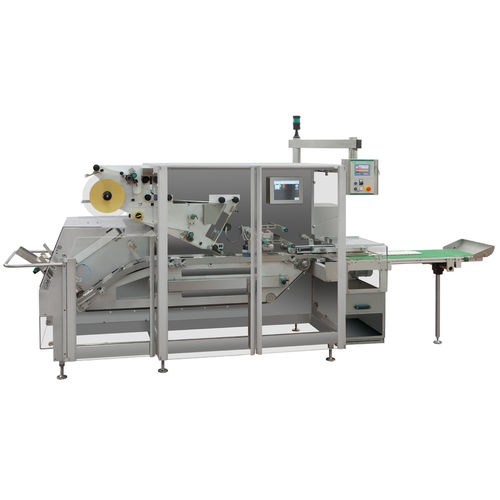 carton labeling machine / automatic