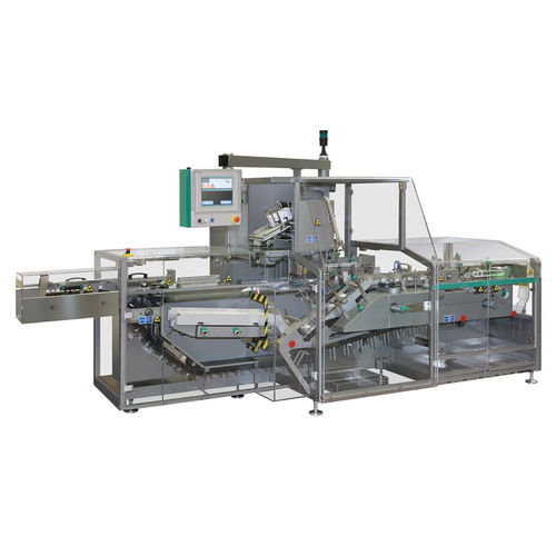 horizontal palletizer / automatic / case / for the medical industry
