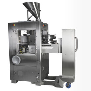 tablet press / rotary / high-speed / double-sided