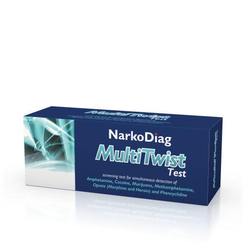 rapid AIDS test / HIV / for marijuana / for methamphetamine