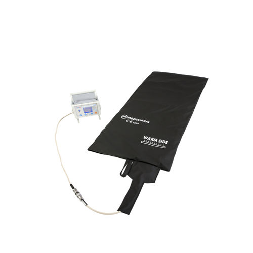 hospital bed mattress / foam / warming / X-ray transparent