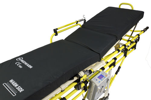 medical mattress patient warming system