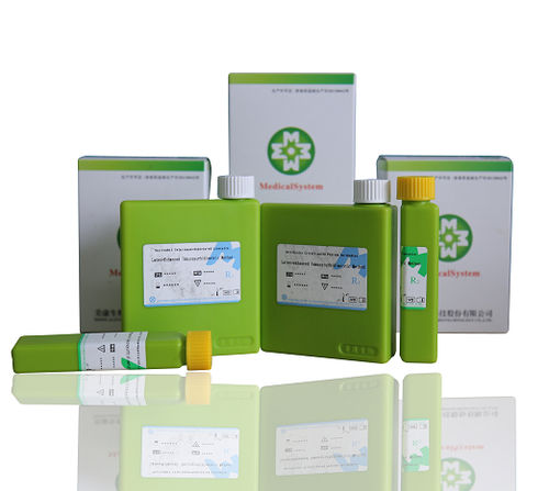 clinical chemistry reagent / for LDL / biochemical / colorimetric