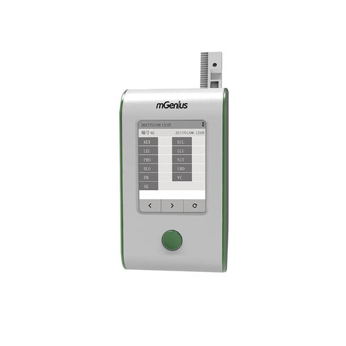 semi-automatic urine analyzer / for clinical diagnostic / portable / POC