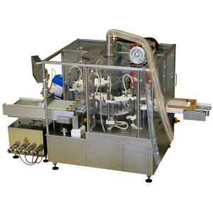 cleaning machine for the pharmaceutical industry