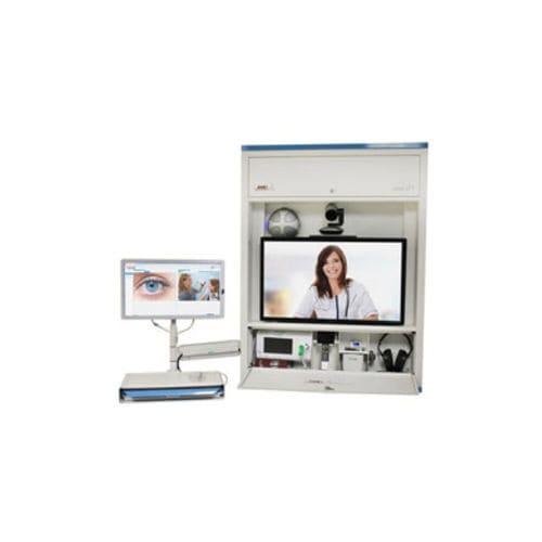 telemedicine computer workstation