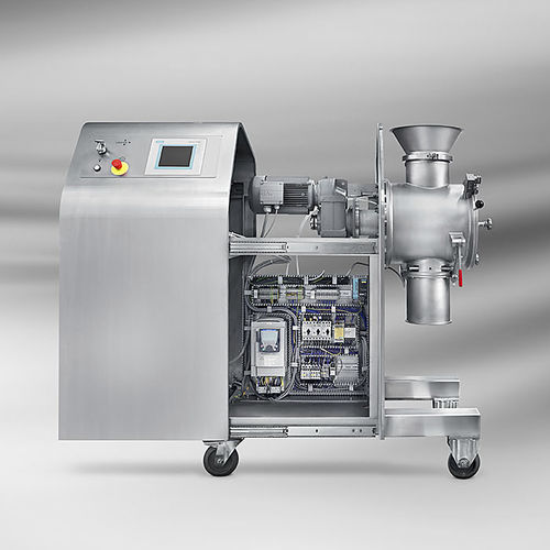 3D mixer / for the pharmaceutical industry / floor-standing / for powders