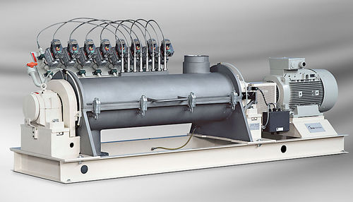 granulator for the pharmaceutical industry / for the food industry / high-speed