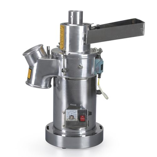 automatic grinder / for the cosmetics industry / for the pharmaceutical industry / continuous