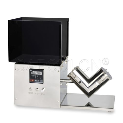 rotary mixer / for the pharmaceutical industry / V-type / digital