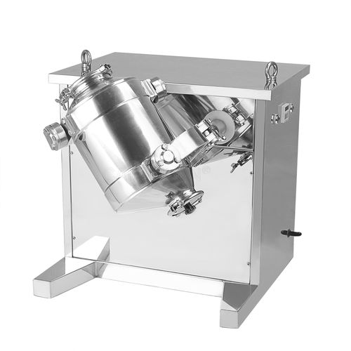 3D mixer / for the pharmaceutical industry / floor-standing / without display