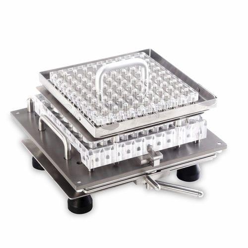 capsule filler / semi-automatic / compact / tabletop