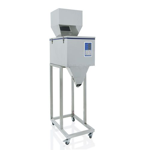 powder filler / semi-automatic / mobile / for pharmaceutical applications