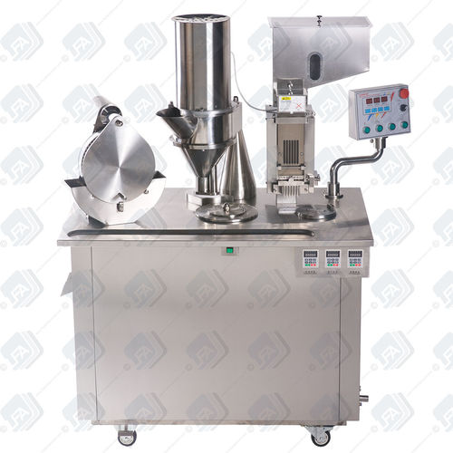 semi-automatic filling machine / mobile / for capsules / for the pharmaceutical industry