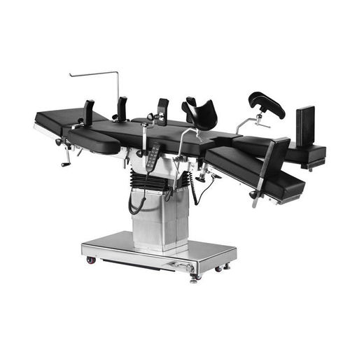 universal operating table / electric / on casters / Trendelenburg
