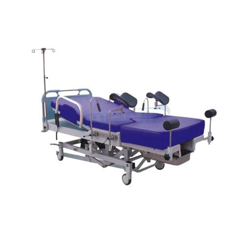 delivery bed / electric / height-adjustable / on casters