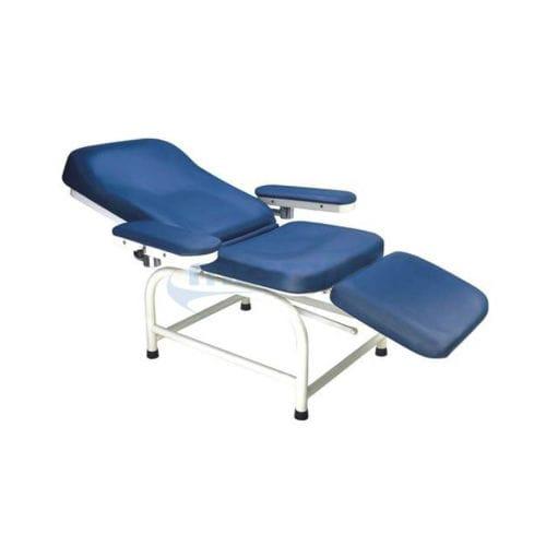 manual blood donor chair / 3-section