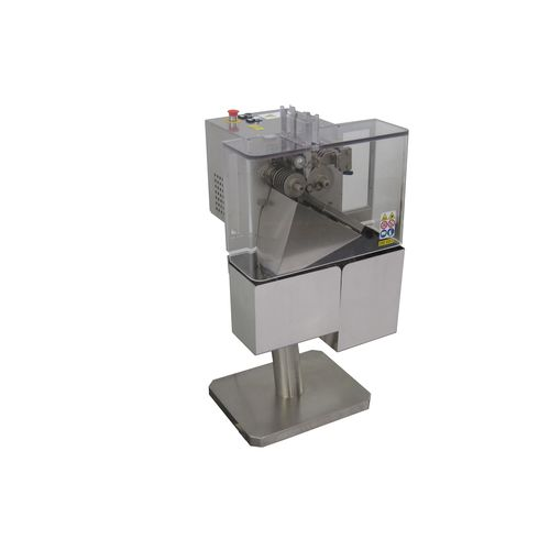 semi-automatic deblistering machine / for the pharmaceutical industry / for tablets