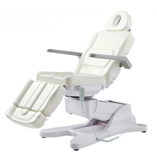 physiotherapy examination table / electric / height-adjustable / tilting