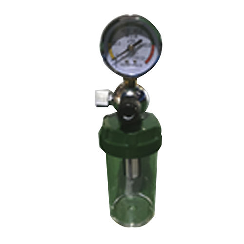 medical gas flow meter / with humidifier